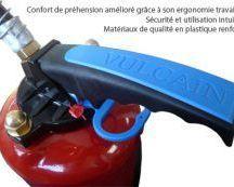 Extincteur Pression Auxiliaire  9l + additif - EX12119