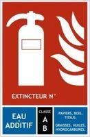 signalétique extincteur - SI17833