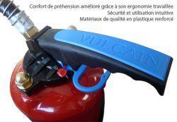 Extincteur Pression Auxiliaire  6l + additif | E004 - E0042